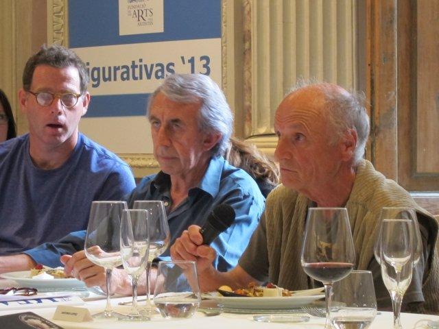 José Manuel Infiesta y Antonio López