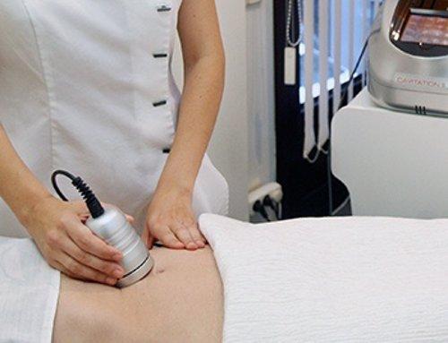 Cavitación, mesoterapia, ultrasonidos