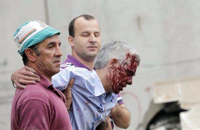 TFrancisco José Garzón conductor del tren del accidente de Galicia