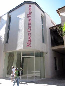 Museo Carmen Thyssen-Bornemisza DE Málaga