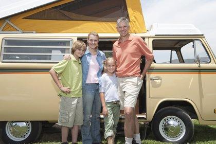 Consejos de seguridad al viajar en familia