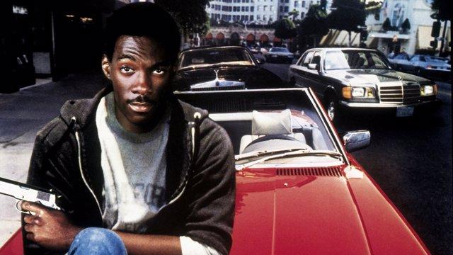Nueva secuela de 'Superdetective en Hollywood' con Eddie Murphy