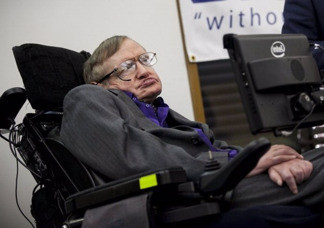 Stephen Hawking estrena documental