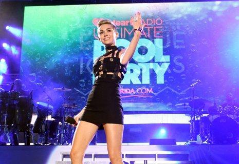 Miley Cyrus habla sobre su evolución como artista