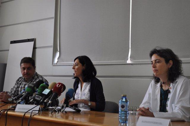 Representantes del Sergas sobre las transfusiones tras el accidente de tren