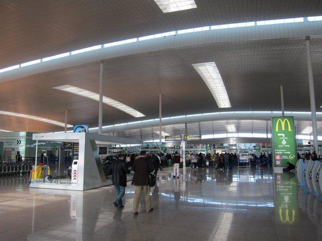 Aeropuerto de El Prat T1