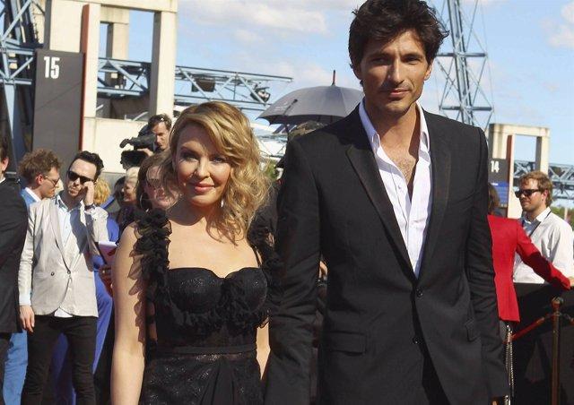 Kylie Minogue y Andrés Velencoso, nuevos rumores de ruptura