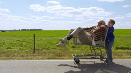 Primer tráiler de 'Jackass Presents: Bad Grandpa'