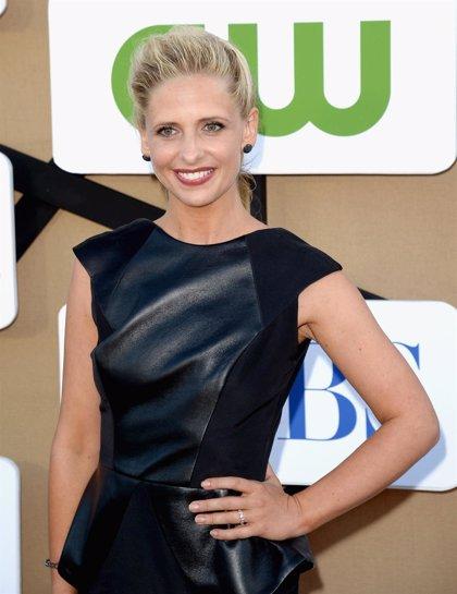 Sarah Michelle Gellar dispuesta a protagonizar la película de 'Buffy Cazavampiros'