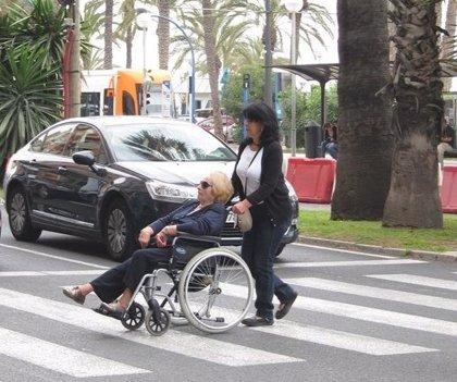 """Discapacitados catalanes ven """"inaceptable"""" el nuevo recorte en dependencia"""