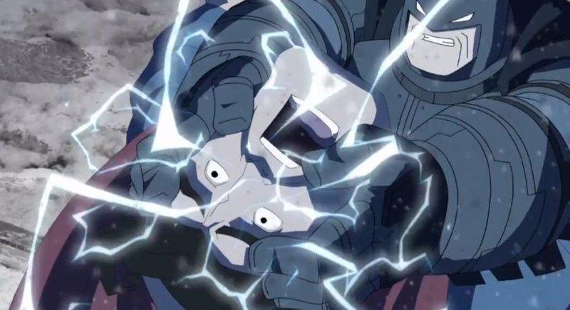 Batman vs. Superman: Zack Snyder buscará el consejo de Frank Miller