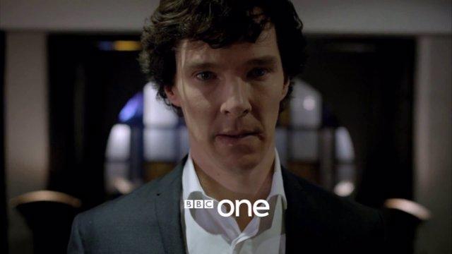 Sherlock, fotograma del teaser de la tercera temporada