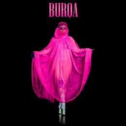 Foto promocional del single 'burqa' de Lady Gaga
