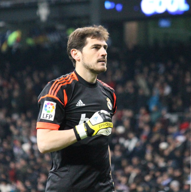 """Casillas: """"No puedes discutirle nada a Cristiano"""""""