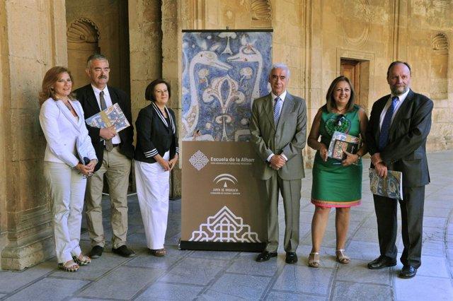 Presentación actividad académica de la Escuela de la Alhambra