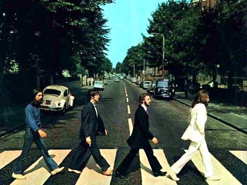 La foto de 'Abbey Road' cumple hoy 44 años