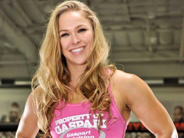 Ronda Rousey podría unirse al reparto de 'Fast & Furious 7'