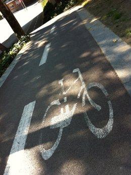 Carril Bici En Sant Cugat Del Vallès