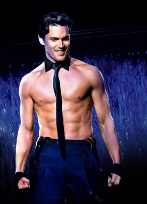 Matt Bomer en Magic Mike