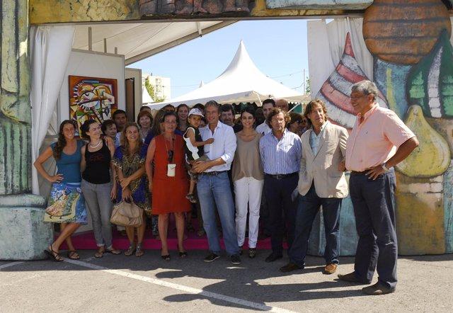 Inauguración Festival Intercultural