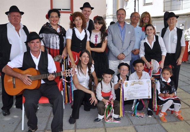 Música tradicional en la Alpujarra