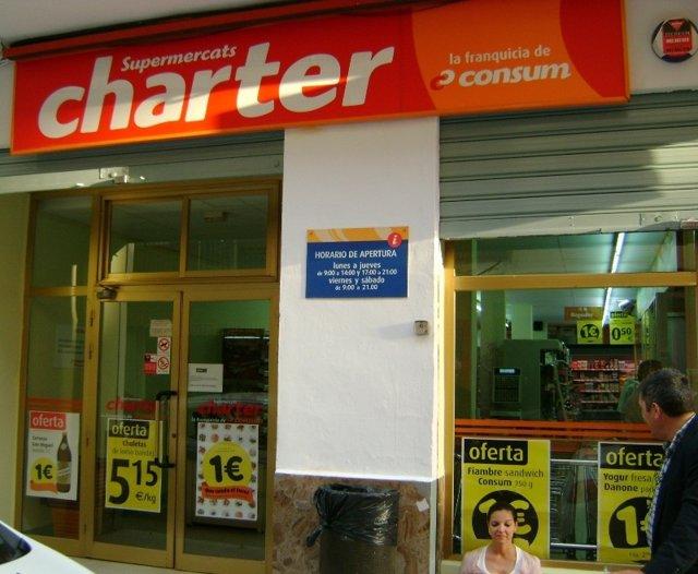 Charter Supermercados Consum