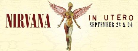 Nirvana 'In Utero'