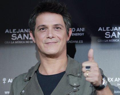 Alejandro Sanz en las Sesiones Acústicas de los Grammy Latinos