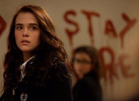 Zoey Deutch en Vampire Academy