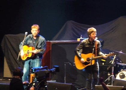 ¿Noel Gallagher y Damon Albarn trabajando juntos?
