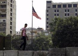 Embajada de EEUU en El Cairo, Egipto
