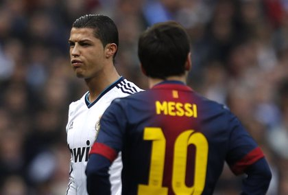 Neymar, Messi, Cristiano, Isco y Villa, estrellas de una Liga BBVA víctima del éxodo