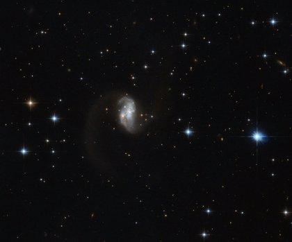 Hubble muestra las verdaderas formas de las galaxias hace 11.000 millones de años