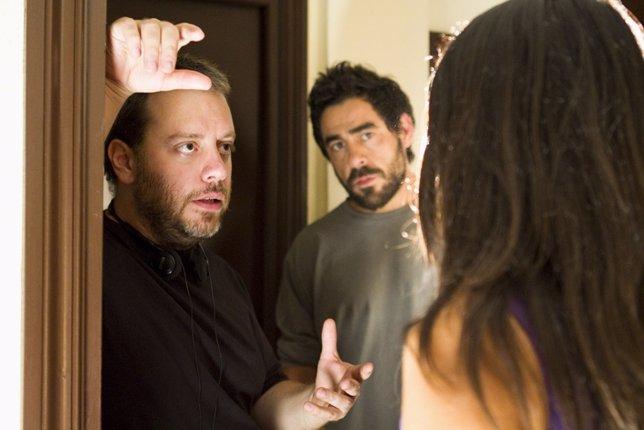 Jorge Arenillas y Pablo Chiapella