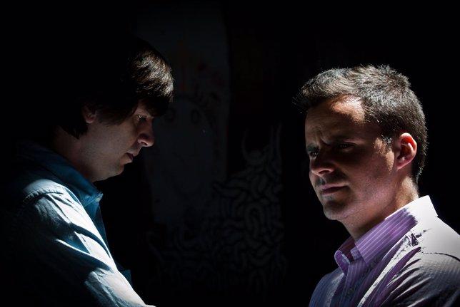 Fernando Valverde y Juan Pinilla