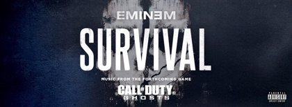 Eminem estrena single: 'Survival'