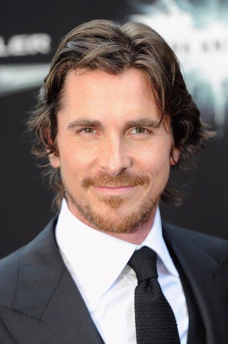 Christian Bale en The Dark Knight