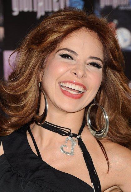 Gloria Trevi reconocida en los premios Texas 2013