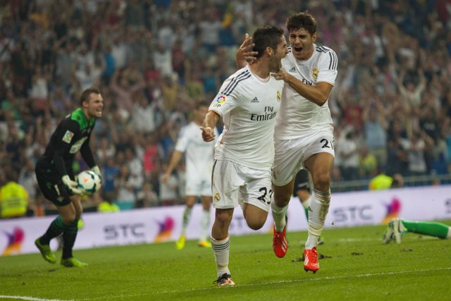 Isco rescata al Real Madrid