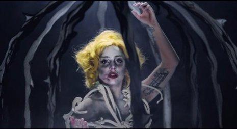 Applause, nuevo videoclip de Lady Gaga perteneciente a ARTPOP