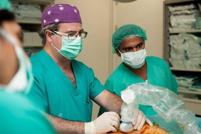 Intervención de los nervios para tratar el dolor. Dr. Víctor Mayoral