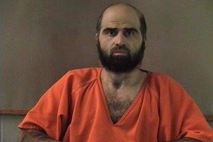 EEUU.- El acusado de la masacre de Fort Hood concluye sus alegatos sin citar a ningún testigo