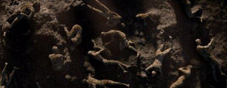 Imágen del primer tráiler de Pompeii con Kit Harington