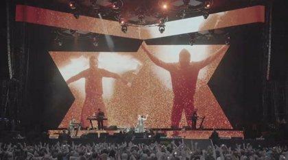Depeche Mode podrían 'llevarte más alto'