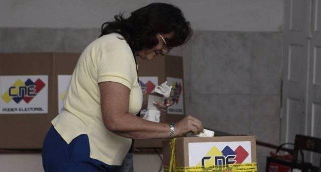 Elecciones, votaciones en Venezuela