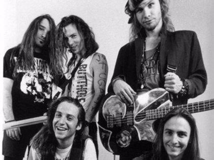 Escucha las primeras sesiones de estudio de Pearl Jam