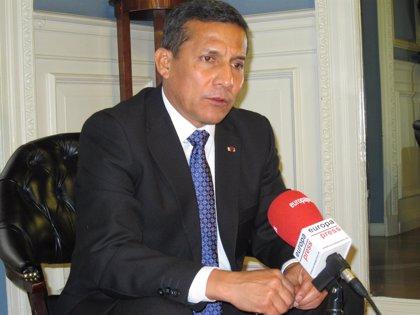 Perú.- Humala señala que el descubrimiento de petróleo en la selva peruana fortalece la seguridad energética del país