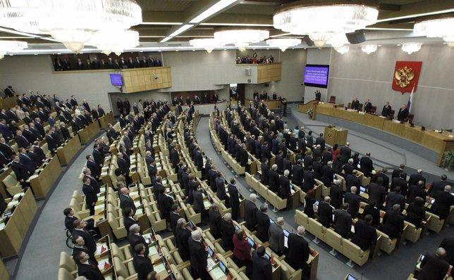 El Parlamento De Rusia, La Duma