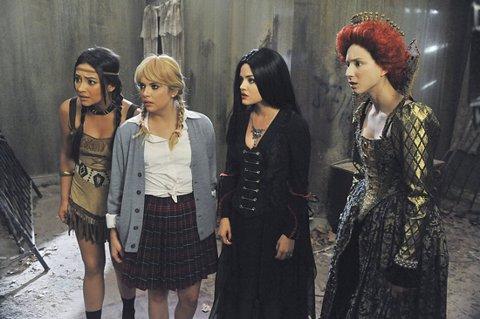 Especial Halloween Pretty Little Liars temporada 2