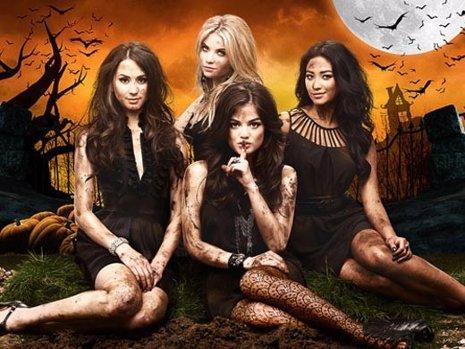Pretty Little Liars Especial de Halloween